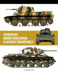 Sowiecka broń pancerna II Wojny - okładka książki