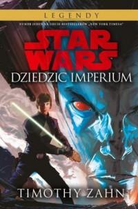 Star Wars Thrawn. Dziedzic Imperium. Tom 1 - okładka książki