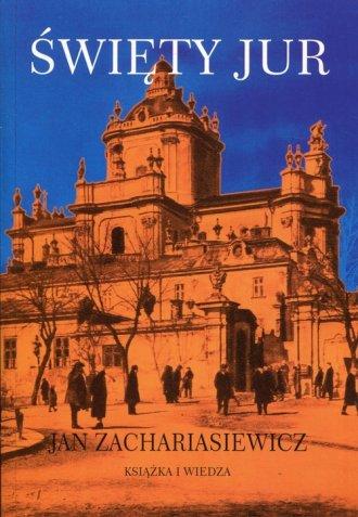 Święty Jur - okładka książki