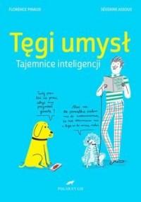 Tęgi umysł. Tajemnice inteligencji - okładka książki
