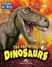 The Age of the Dinosaurs Poziom 5 +DigiBook - okładka podręcznika