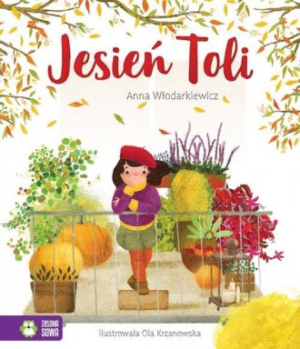 Tola Jesień Toli - okładka książki