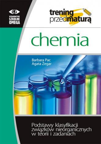 Trening Matura. Chemia. Podstawy - okładka podręcznika
