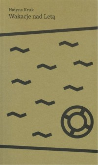 Wakacje nad Letą - okładka książki