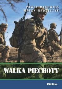 Walka piechoty - okładka książki