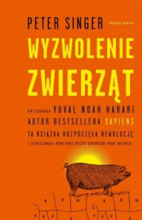 Wyzwolenie zwierząt - okładka książki
