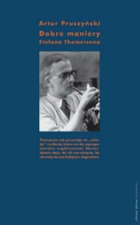 Dobre maniery Stefana Themersona - okładka książki