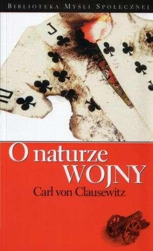 O naturze wojny. Seria: Biblioteka - okładka książki