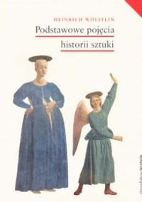 Podstawowe pojęcia historii sztuki - okładka książki
