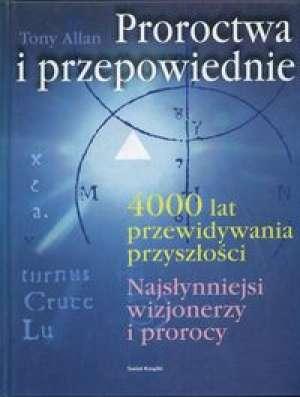 Proroctwa i przepowiednie - okładka książki