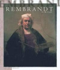 Rembrandt - okładka książki