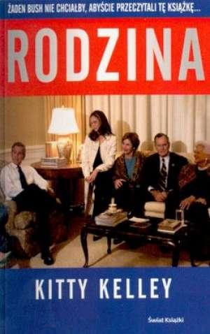 Rodzina Bushów - okładka książki