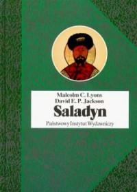 Saladyn - okładka książki