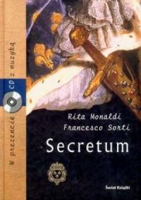 Secretum - okładka książki
