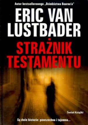Strażnik testamentu - okładka książki