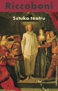 Sztuka teatru - okładka książki
