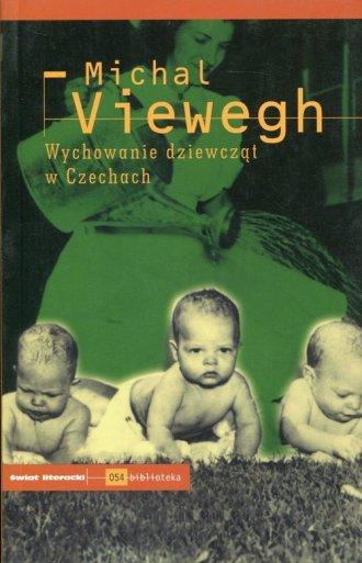 Wychowanie dziewcząt w Czechach - okładka książki