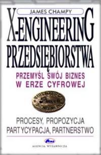 X-engineering przedsiębiorstwa - okładka książki