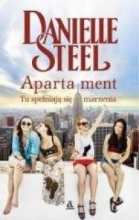 Apartament - okładka książki