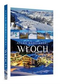 Atlas narciarski Włoch - okładka książki