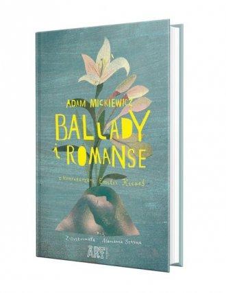 Ballady i romanse - okładka podręcznika