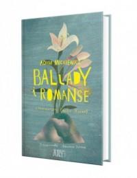 Ballady i romanse - okładka książki