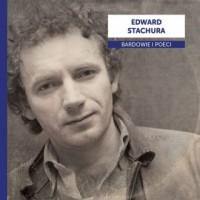 Bardowie i poeci: Edward Stachura - okładka płyty
