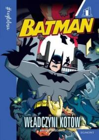Batman. Władczyni kotów #Czytelnia - okładka książki