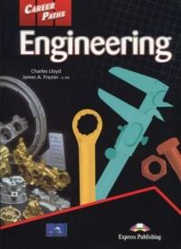 Career Paths Engineering Students Book + Digibook - okładka podręcznika