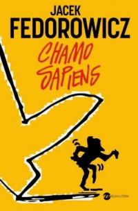 Chamo sapiens - okładka książki