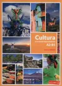 Cultura en el mundo hispanohablante A2-B1 - okładka podręcznika