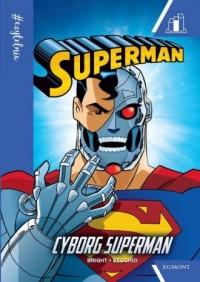 Cyborg Superman #Czytelnia - okładka książki