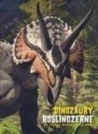 Dinozaury roślinożerne - okładka książki