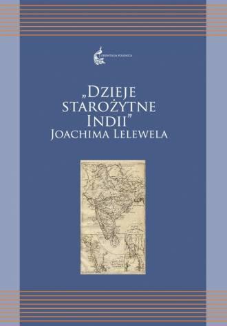 Dzieje starożytnych Indii Joachima - okładka książki