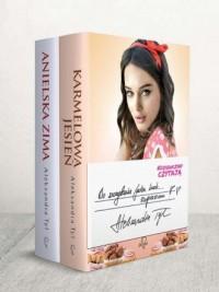 Dziewczyny czytają: Karmelowa jesień - okładka książki