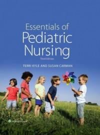 Essentials of Pediatric Nursing 3e - okładka książki