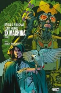 Ex Machina. Tom 2 - okładka książki
