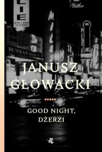Good night Dżerzi - okładka książki