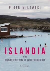 Islandia - okładka książki