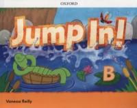 Jump in! B - okładka podręcznika