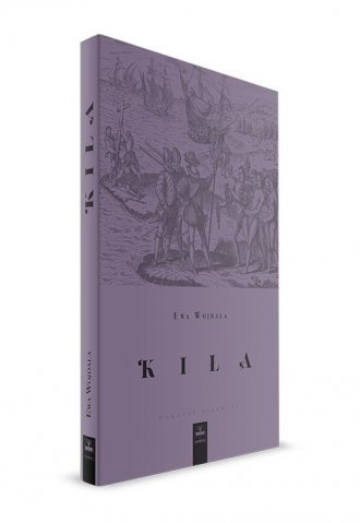 Kiła - okładka książki