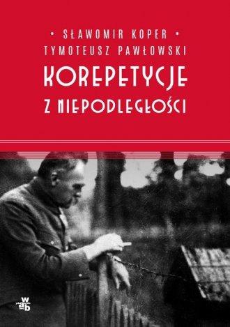Korepetycje z niepodległości - okładka książki