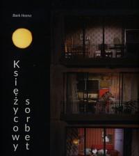 Księżycowy sorbet - okładka książki