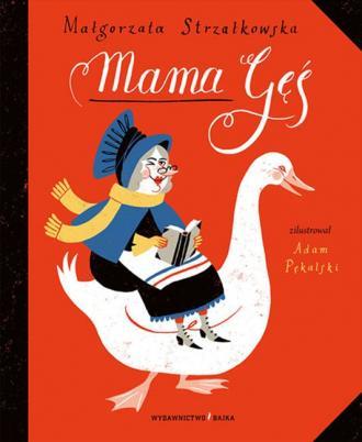 Mama Gęś - okładka książki