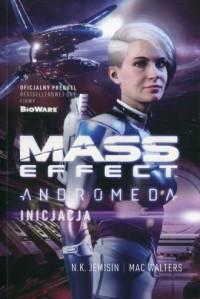 Mass Effect. Anromeda Inicjacja - okładka książki