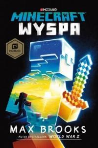 Minecraft Wyspa - okładka książki
