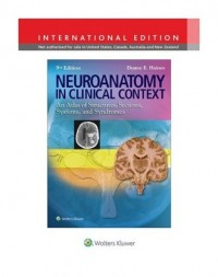 Neuroanatomy in Clinical Context 9e. An Atlas of Structures, Sections, Systems, and Syndromes - okładka książki