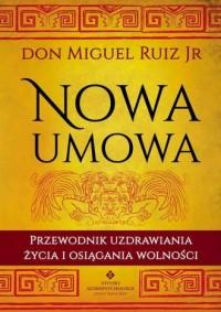 Nowa umowa - okładka książki