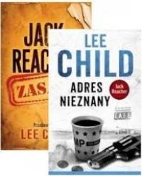 Jack Reacher Adres nieznany/Jack Reacher. Zasady. PAKIET - okładka książki