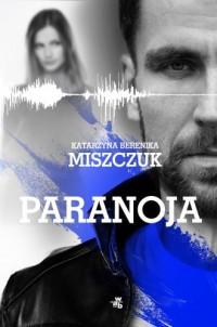Paranoja - okładka książki